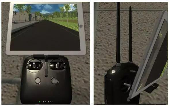 无人机虚拟仿真软件