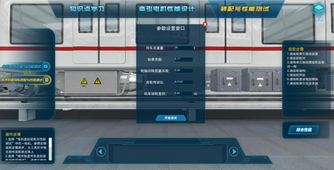 牵引电机在轨道交通中的应用